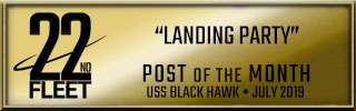 22nd Fleet Post of the Month