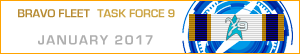 Bravo Fleet Sim of the Month January 2017